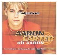 AARON CARTER - Oh Aaron Album