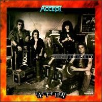 Accept - Eat The Heat Album