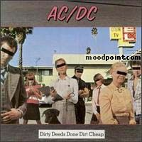 ACDC - Dirty Deeds Done Dirt Cheap Album