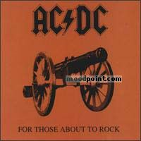 ACDC - For Those About To Rock (We Salute You) Album