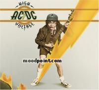 ACDC - High Voltage (Australian) Album