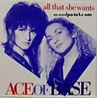 Ace of Base - All That She Wants Album