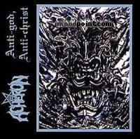 Acheron - Anti-God, Anti-Christ Album