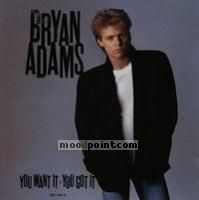 Adams Bryan - You Want It, You Got It Album