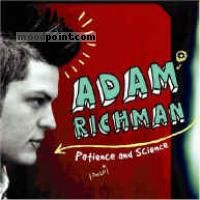 Adam Richman - Patience and Science Album