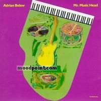 Adrian Belew - Mr. Music Head Album