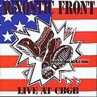 Agnostic Front - Live at CBGB Album