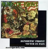 Agnostic Front - Victim In Pain Album