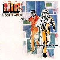 Air - Moon Safari Album