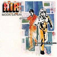 Air - Moon Safari Album
