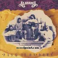 Alabama - Pass It on Down Album