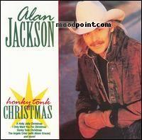 Alan Jackson - Honky Tonk Christmas Album