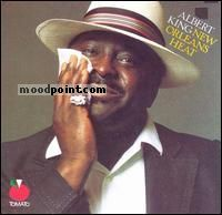 Albert King - New Orleans Heat Album