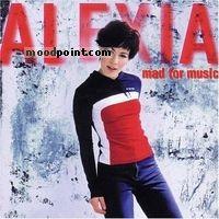 Alexia - Mad for Music Album