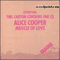 ALICE COOPER - Muscle Of Love Album
