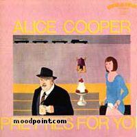 ALICE COOPER - Pretties For You Album