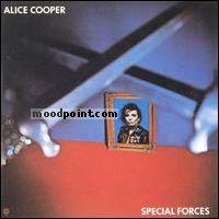 ALICE COOPER - Special Forces Album