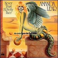 Amanda Lear - Never Trust A Pretty Face Album