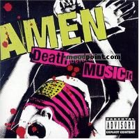 Amen - Death Before Musick Album