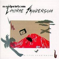 Anderson Laurie - Mister Heartbreak Album
