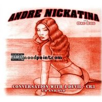 Andre Nickatina - Conversation With A Devil - CR3 Album