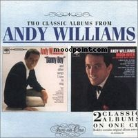 Andy Williams - Danny Boy and Other Songs I Love to Sing/Moon River and Other Great Movie The Album