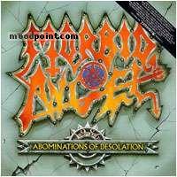 Angel Morbid - Abomination Of Desolation Album
