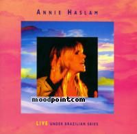 ANNIE HASLAM - Under Brazilian Skies Album