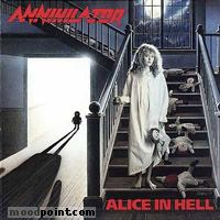 Annihilator - Alice In Hell Album