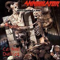Annihilator - Carnival Diablos Album