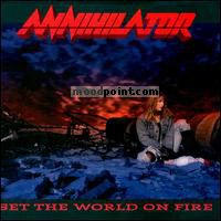 Annihilator - Set The World On Fire Album
