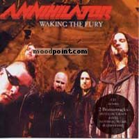 Annihilator - Waking The Fury Album