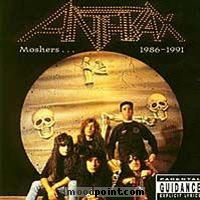 Anthrax - Moshers 1986-1991 Album