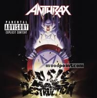 Anthrax - Music of Mass Destruction - Live in Chicago Album