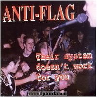 Anti-flag - Their System Doesn