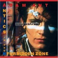 Ant Adam - Antics in the Forbidden Zone Album