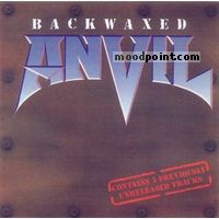 Anvil - Backwaxed Album