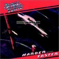 April Wine - Harder Faster Album