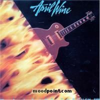 April Wine - Walking Through Fire Album