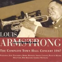 Armstrong Louis - The Complete Town Hall Concert 17 May 1947 (CD2) Album
