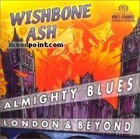 Ash Wishbone - Almighty Blues Album