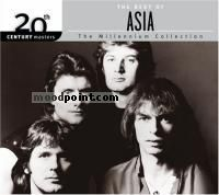 ASIA - 20th Century Masters: Millennium Collection Album