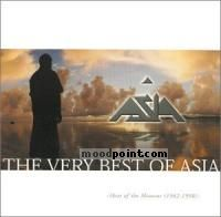 ASIA - The Very Best of Asia: Heat of the Moment (1982-1990) Album