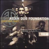 ASIAN DUB FOUNDATION - Conscious Party Album