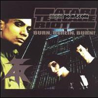 Atari Teenage Riot - Burn Berlin Burn Album