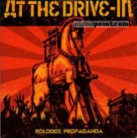 At The Drive In - Rolodex Propaganda (Single) Album