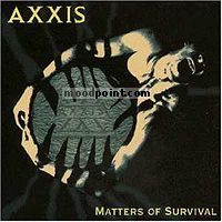 Axxis - Matters Of Survival Album