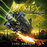 Axxis - Time Machine Album