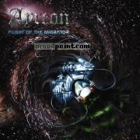 Ayreon - Universal Migrator II - Flight Of The Migrator Album