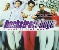 Backstreet Boys - I Want It That Way (Single) Album